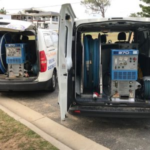 Yeppoon Carpet & Upholstery Cleaning Equipment